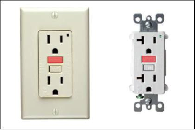 ground fault circuit interrupters part 2 rh homereview biz Ground Fault Circuit Interrupter GFCI Ground Fault Circuit Interrupter Australian